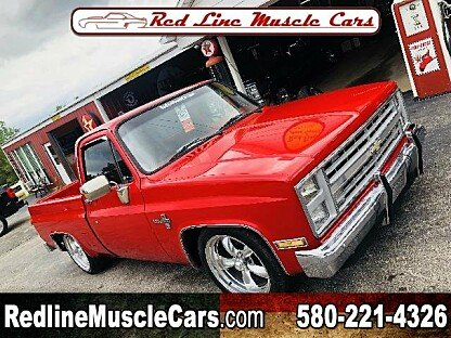 1987 Chevrolet C/K Truck 2WD Regular Cab 1500 for sale 100994985